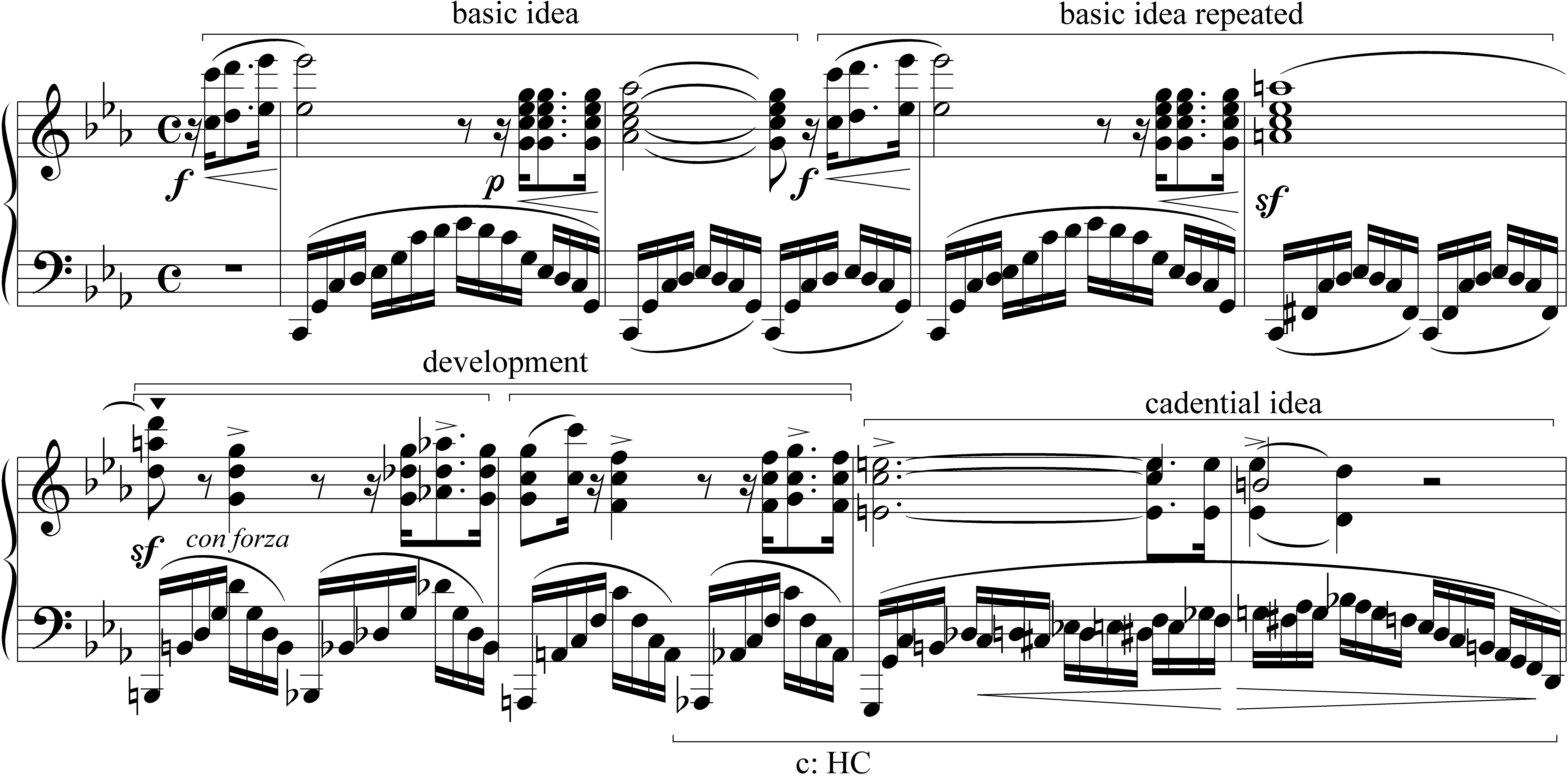 A Study in C Major - 16 Techniques for Embellishing Music - 1