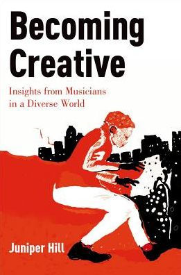 Becoming Creative book cover