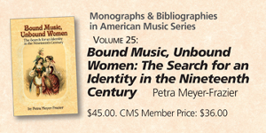 Bound Music, Unbound Women