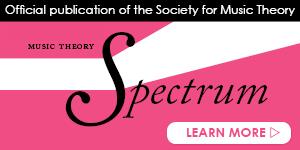 Music Theory Spectrum