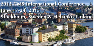 2015 CMS International Conference