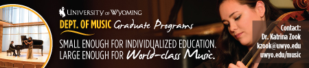 University of Wyoming Graduate Studies