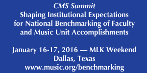 CMS Benchmarking Summit
